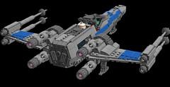 T-70 X-Wing 1s=f: Rear Update Upper