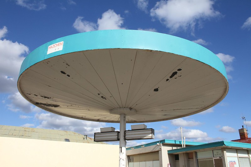 Maryborough Petrol Station 3