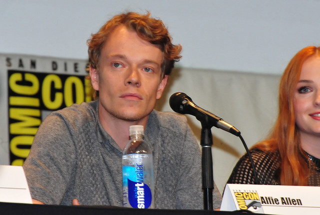 Header of Alfie Allen