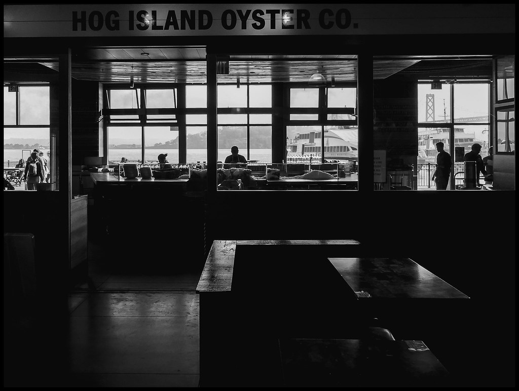 Hog Island - San Francisco - 2015