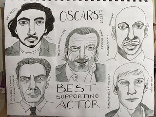 Oscars - Best Supporting Actor