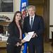 Secretary General Meets with Venezuelan Activist