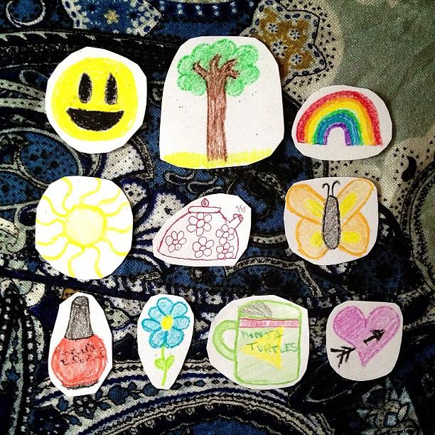 #10 #doodles #doodle #swapbot #life #waxcrayon
