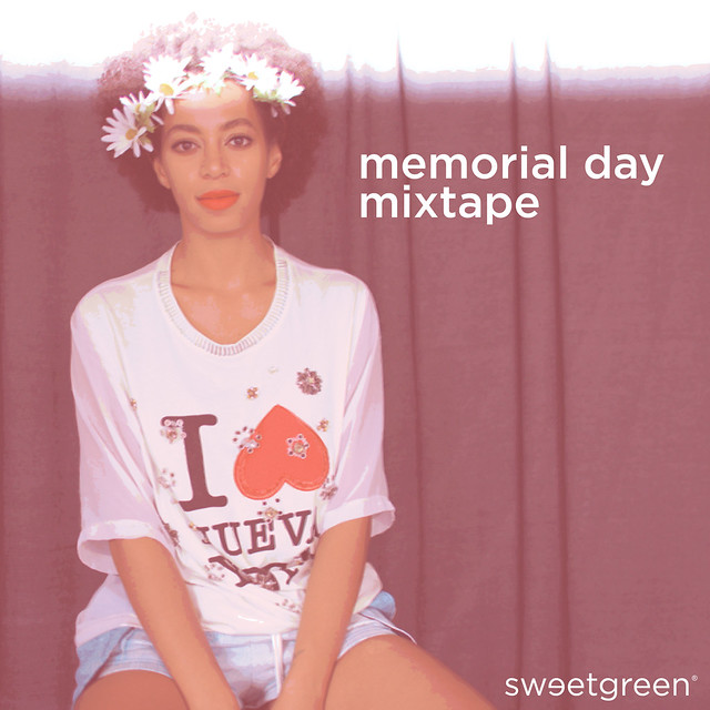 memorial day mixtape cover