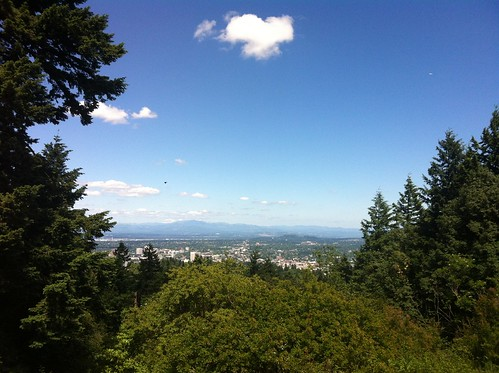 4T Trail - 2.3 miles from OHSU