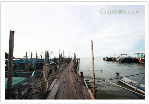 9061347409 1bdf94cd79 o Pemandangan di jeti teluk bahang pulau pinang