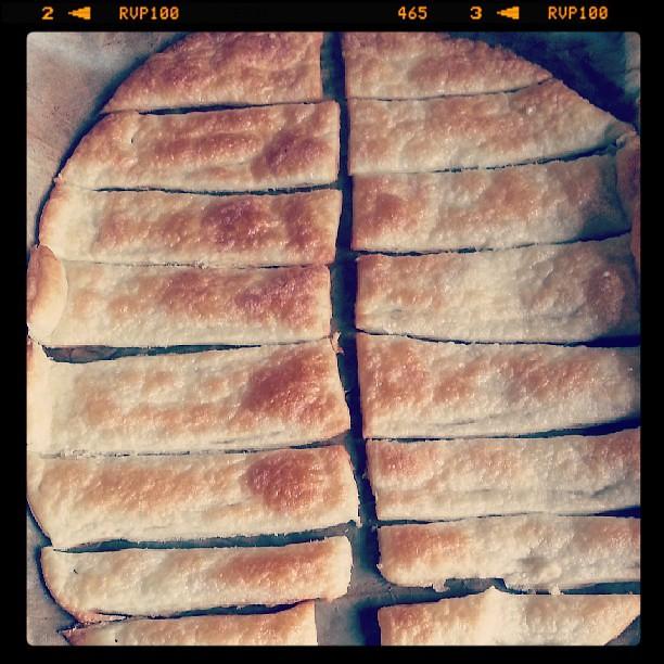 Les palmiers versions triangulaires sont prêt pour le goûter. #cuisine #gateau #palmier #blog #blogueuse #recette