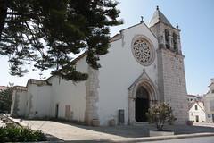 Igreja de São João Baptista em, Alcochete