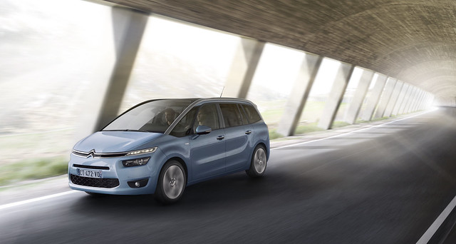 New CITROËN GRAND C4 PICASSO