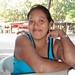 Una amiga; Ojo de Agua Magdalena Tlacotepec, al sur de Santiago La Ollaga, Región Istmo, Oaxaca, Mexico por Lon&Queta