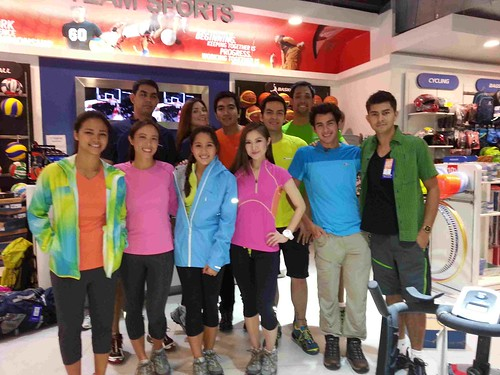 Berghaus Launch & Fashion Show