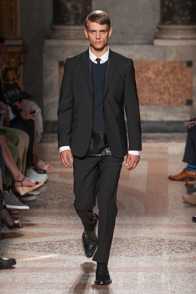 SS14 Milan Les Hommes028_Benjamin Eidem(fashionising.com)