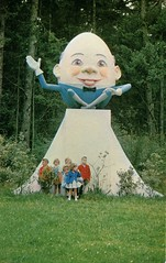 Humpty Dumpty Wooded Wonderland Beaver Lake Park