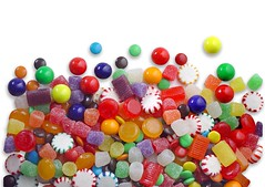candy, confectionery, gumdrop, food, dessert, snack food, jelly bean,
