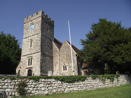 St Nicholas Church Boughton Malherbe