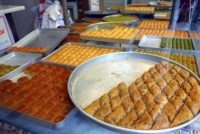 Delicious Turkish treats