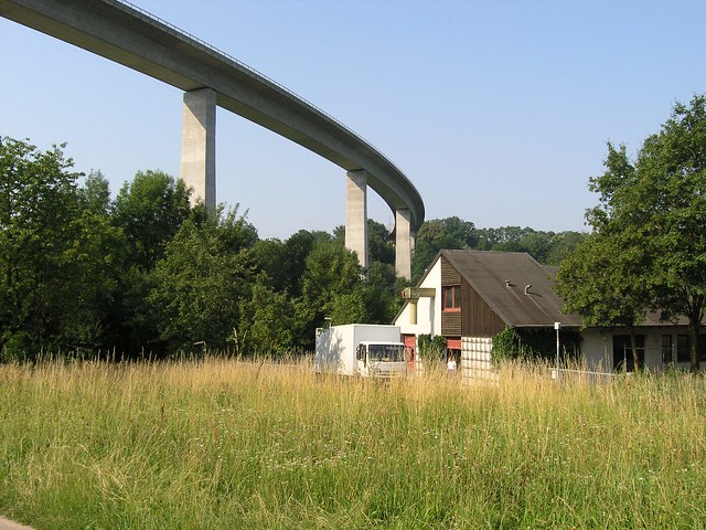 Körschtalviadukt, Nellingen auf den Fildern, Germany