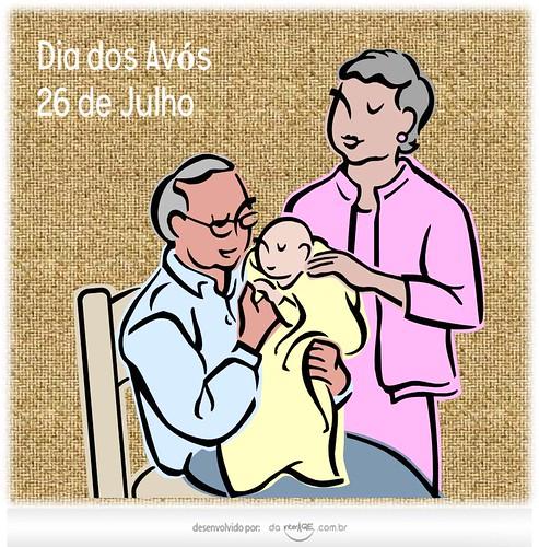 26 de Julho. Dia dos Avós by InterAGE