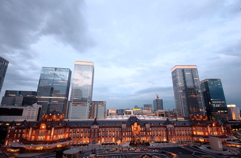 Tokyo Station marunouchi-01