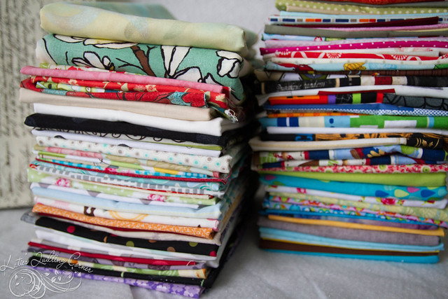 Fabric Stashing