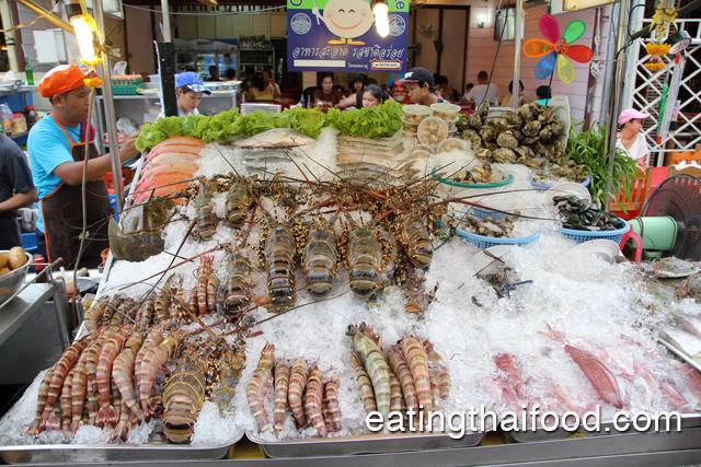 Blue Sea Seafood Market Restaurant