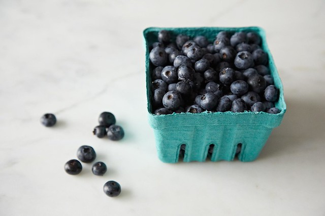 Rose Levy Beranbaum's Fresh Blueberry Pie from Food52