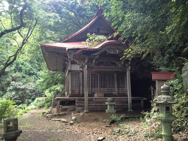 華厳寺 奥の院