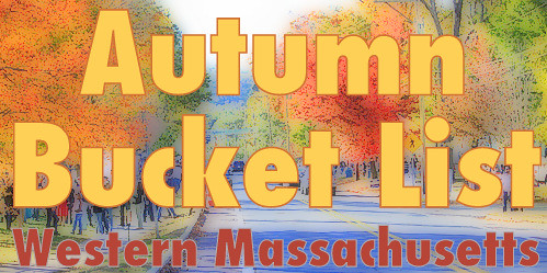 Western Massachusetts is a glorious region to explore with family and friends in the fall as the leaves start to change and drop, and harvest festivals and seasonal traditions happen each weekend. Whether you're visiting the area, or are fortunate enough to live here year round, Western MA in the fall is one of the most beautiful places to be! We asked our readers to recommend their favorite attractions, must see or must do family activities during the fall, and we received thirty great tips.  While not an exhaustive list (nor in any order) of the fun adventures families can have in Western MA, it's a great place to start.