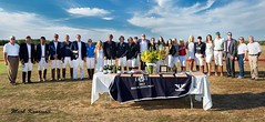 Green Cup Polo 2013 sponsors and VIP's after charity match