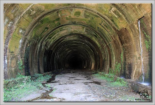 9 Tunel de la Engaña (Cantabria)