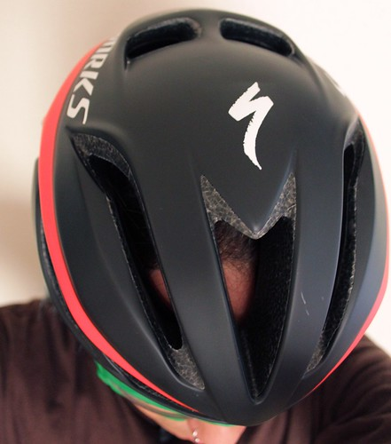 Specialized Evade aero road helmet