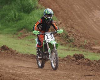 Arkansas State Motocross Race