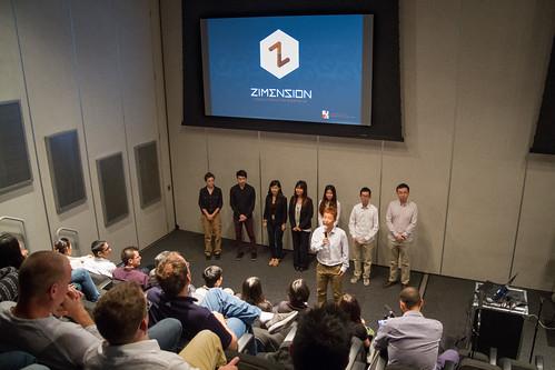 zimension Quarter Presentation