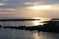 Okubo Beach. Leica M + Canon FDn 80-200/4