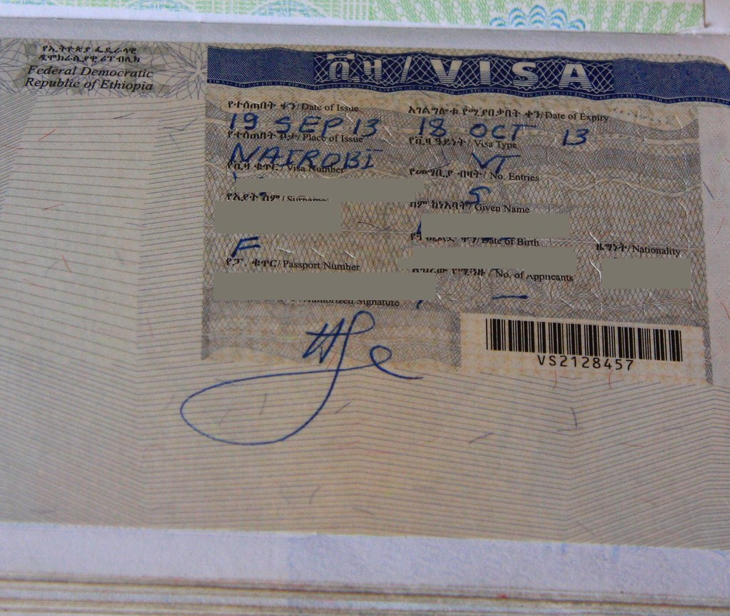 North Sudan visa