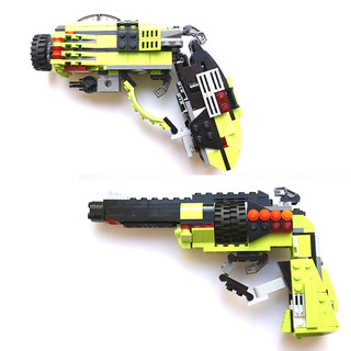 31007 Power Mech Alternate - Guns