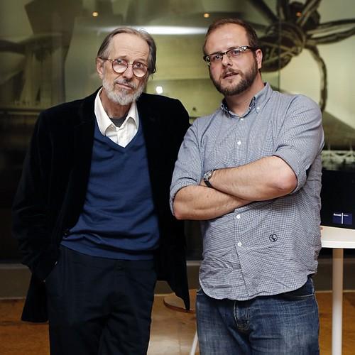 Robert Crumb y Ricardo Mena