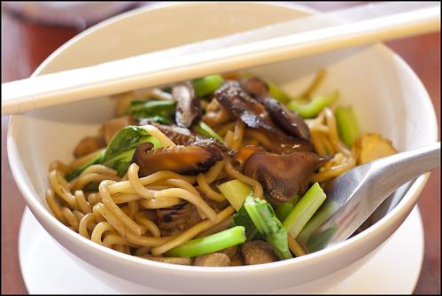 Mee Hokkien - noodles Hokkien style