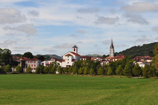 Saint-Palais, Basse-Navarre, Pays basque, Pyrénées Atlantiques, Aquitaine, France.