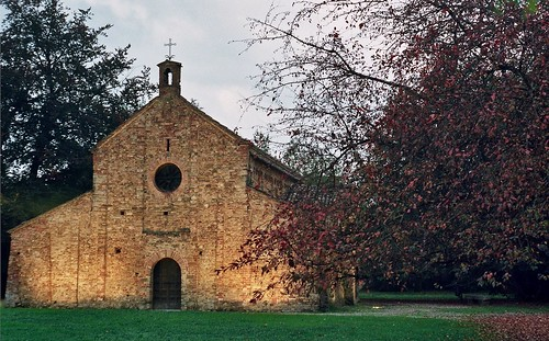 Romanesque parish of Viguzzolo, XI century.