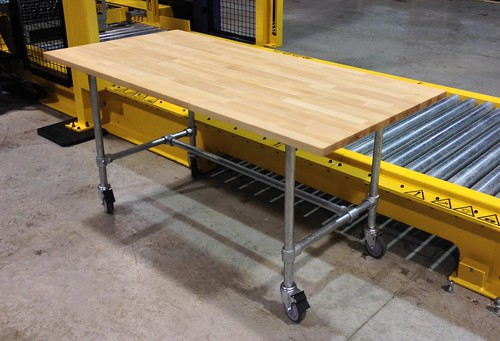 Simple Rolling Table