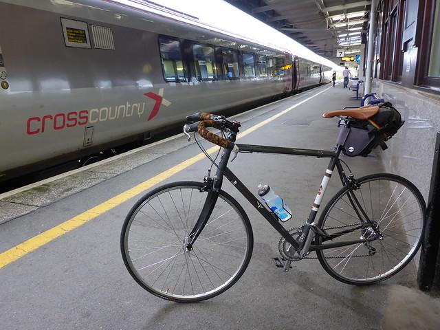 Has Anyone Converted Their Road Bike To A Flat Bar Urban Bike