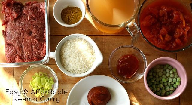 Sainsbury's Keema Curry Recipe