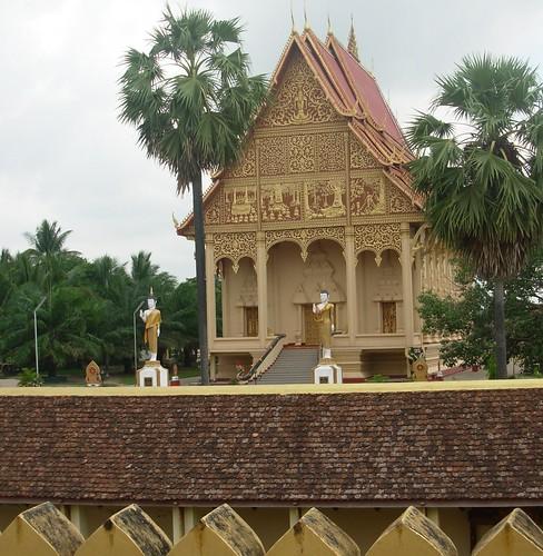Vientiane 2007-Wat That Luang (10)
