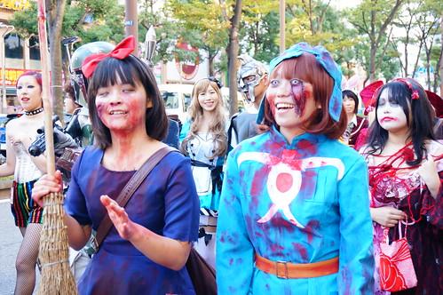 Kawasaki Halloween Parade 2013 100
