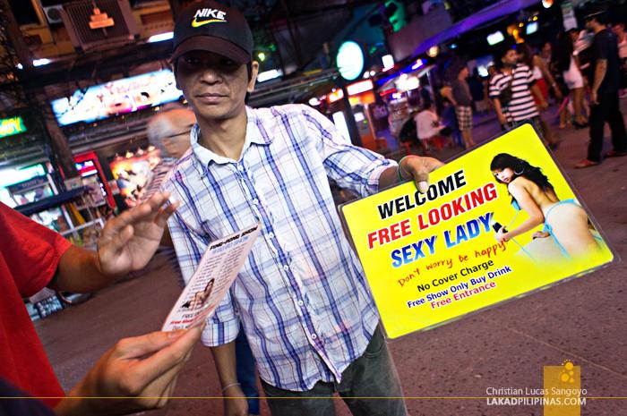 Sexy Shows at Phuket's Bangla Road