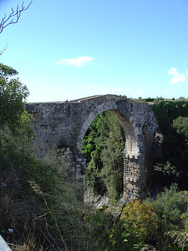 Vulci - Die Brücke des Teufels