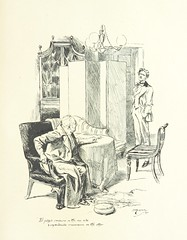 Image taken from page 209 of 'The Works of G. J. Whyte-Melville. Edited by Sir H. Maxwell. [With illustrations by J. B. Partridge, Hugh Thomson, and others.]'