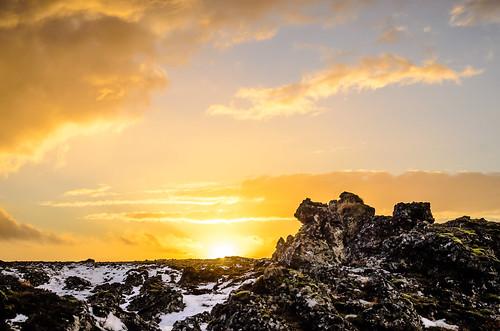 sunset landscape iceland pad garðabær sólarlag sólsetur gálgahraun nikond7000 sigma1770f284osmacrohsm pad2013365