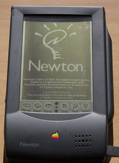 Newton Notepad